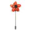 Lapel Pin - Wildflower Sun Kissed