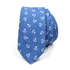 Blue Anchor Tie