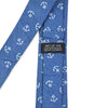 Anchor Blue Ocean Tie