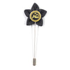 Lapel Pin - Wildflower Steel Lapel Pin