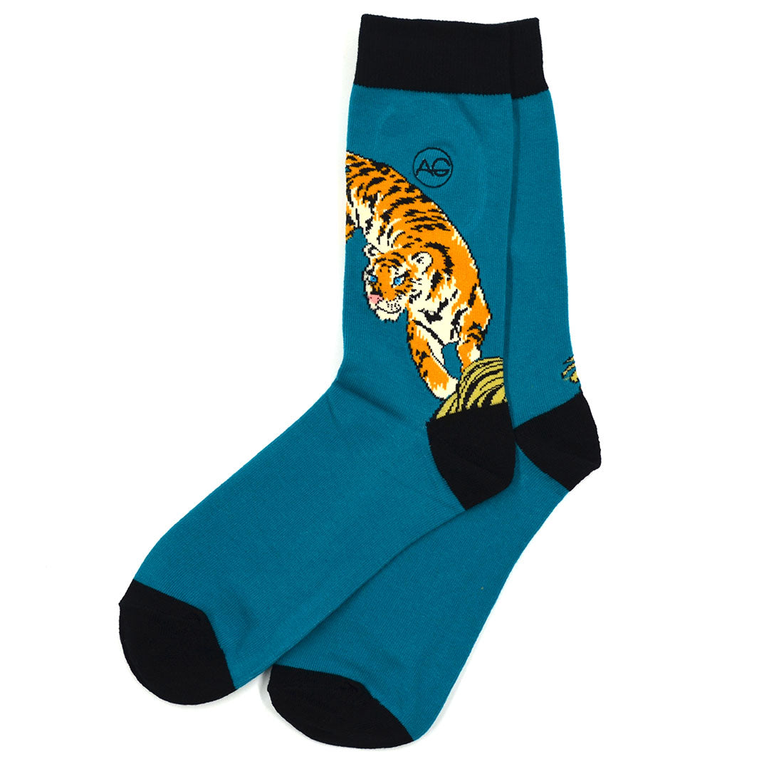 Eye Of The Tiger Men's Socks