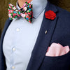 Cotton Candy Bow Tie Set