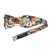 Floral Rose Meadow Bow Tie