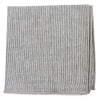 Fossil Grey Pocket Square