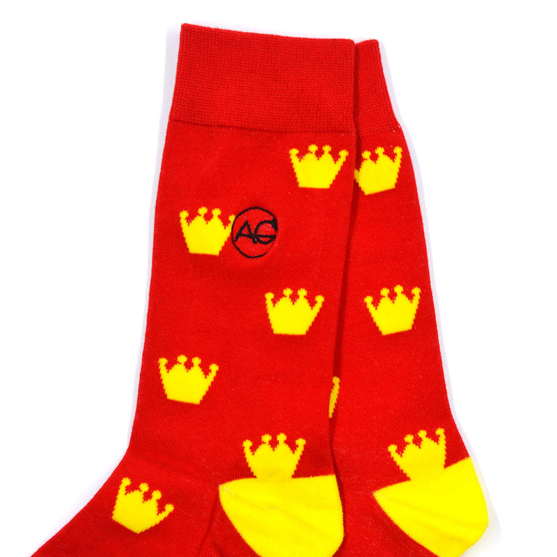 King Crown Men's Socks