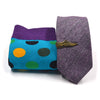 Linen Passion Tie and Sock Set
