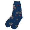 Office Monkey Men's Socks