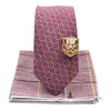 Royal Red Tie Set