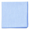 Pocket Square - Powder Blue Pocket Square