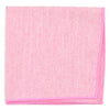 Seashell Pink Pocket Square