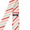 Striped Arctic Cherry Tie
