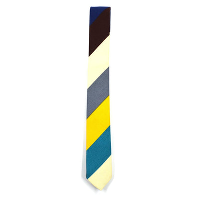 The Oliver Striped Tie
