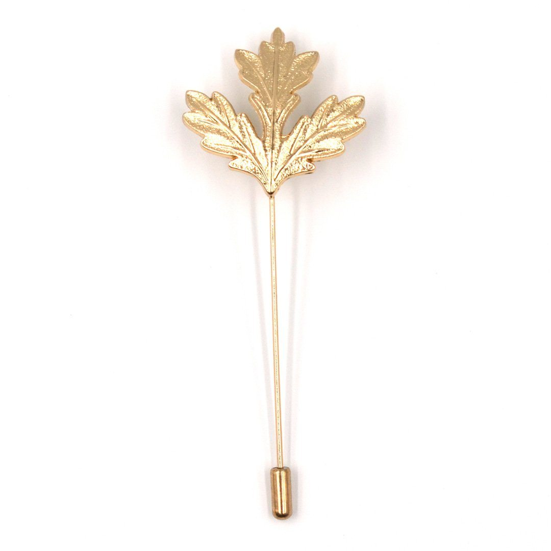 Lapel Pin - Lapel Pin - Gold Maple Leaf