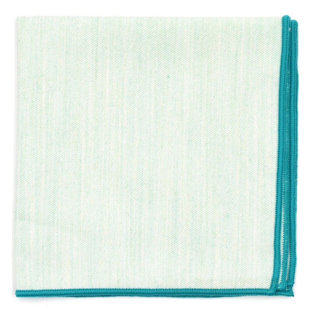 Pocket Square - Mint Green Pocket Square
