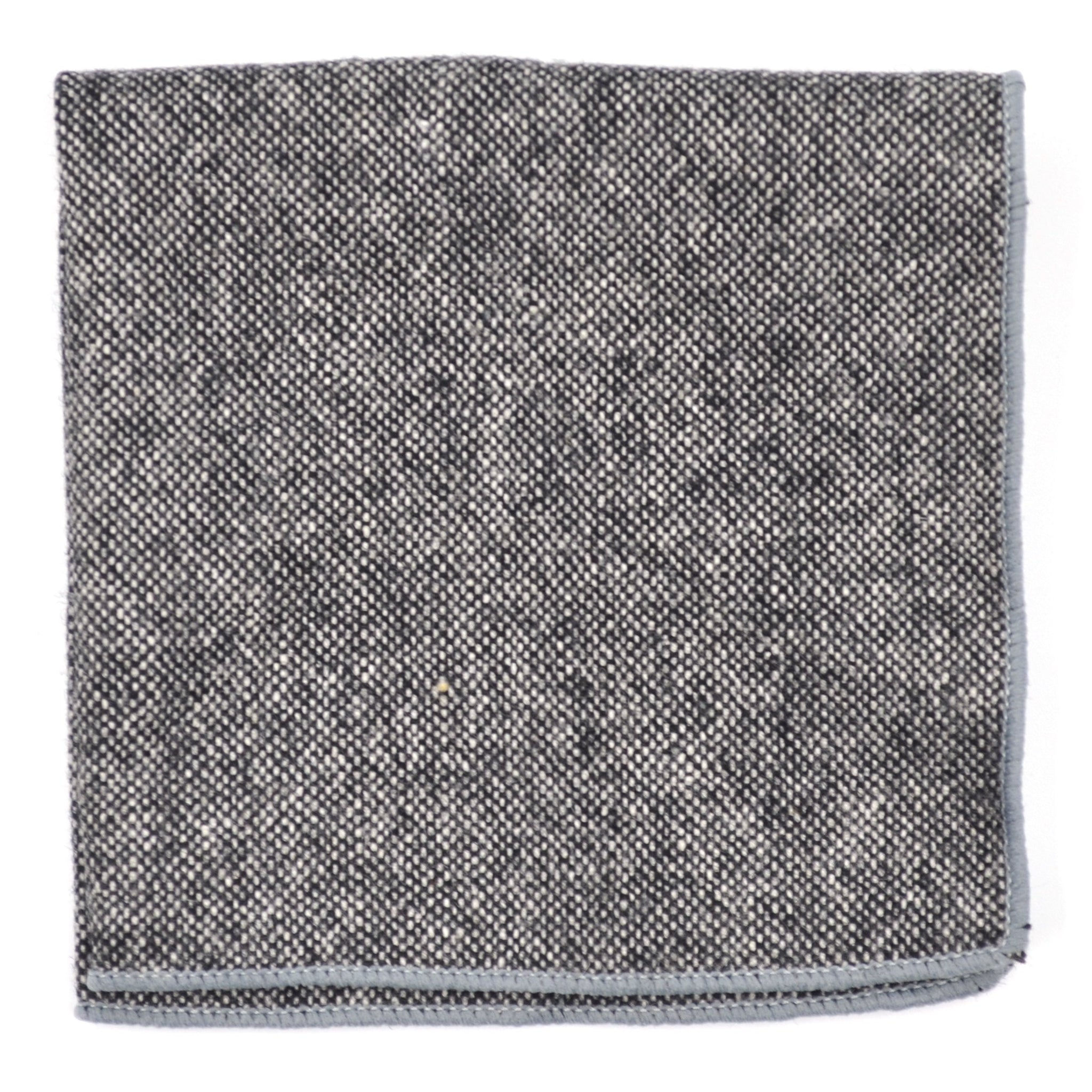 Pocket Square - Pebble Grey Pocket Square