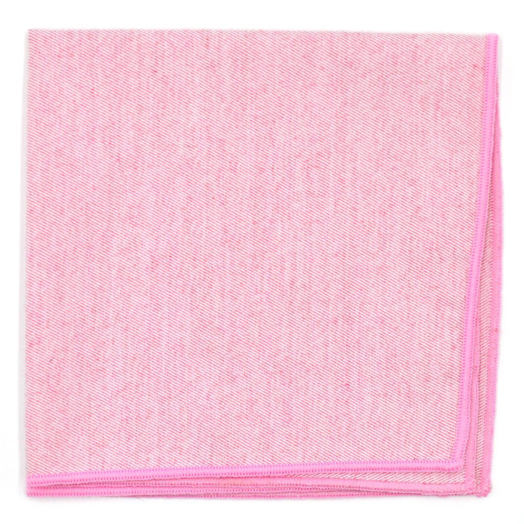 Pocket Square - Seashell Pink Pocket Square
