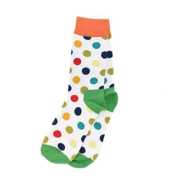 Socks - Polka Dot Ireland Men's Socks