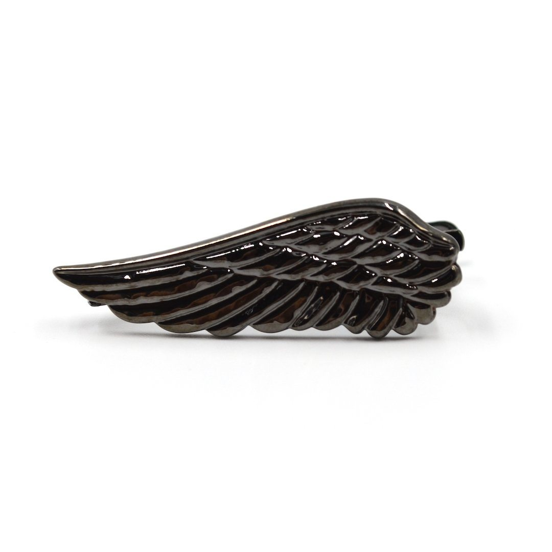 Tie Bar - Angel Wing Tie Bar