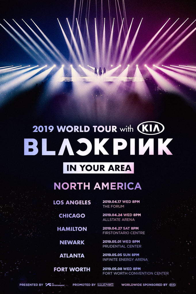 BLACKPINK, 60 Thousand Tickets For North America Tour Sold Out→2 Additional Shows Added… Proves Global Ticket Power [OFFICIAL]