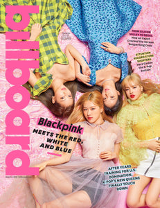 "Billboard Spotlights BLACKPINK, ""Queen BLACKPINK Lands in the US… K-Pop's Biggest Hope"""