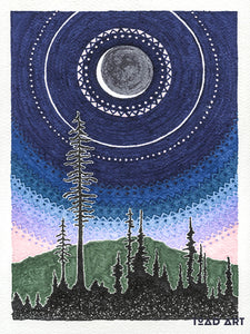 Moon Talk ~ Prints