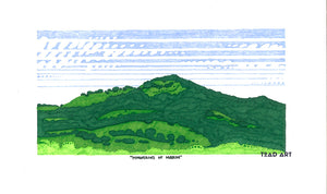 Mountains of Marin ~ Prints