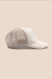 B HAT OFF WHITE