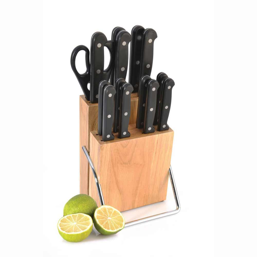 15 Piece Knife Block Lagos Knives