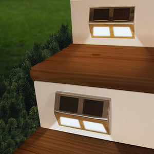 SUNSTEP Solar Step Lights Outdoor Lighting