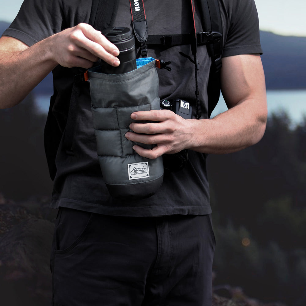 Lens Base Layer Camera Bags