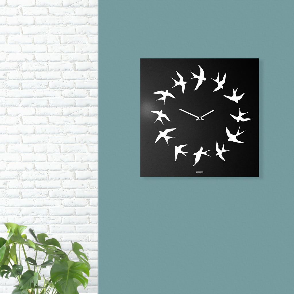 Birds Clock Clocks