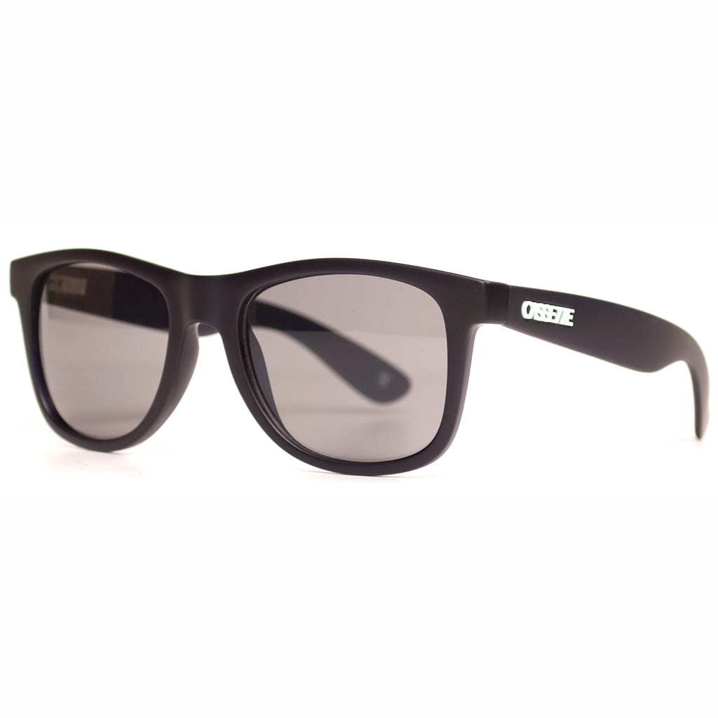 Matte Navy/Smoke Lens Sunglasses