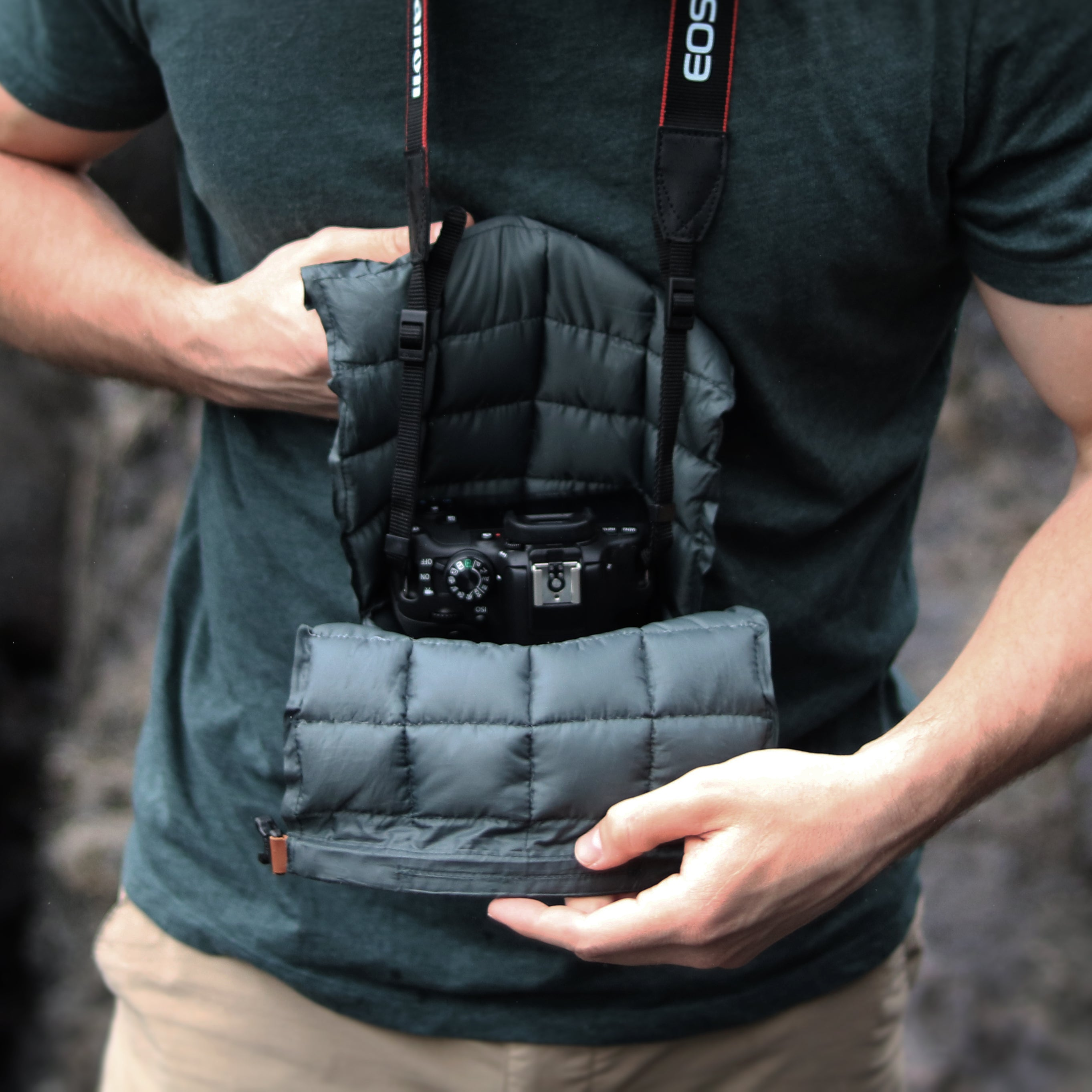 Camera Base Layer Camera Bags