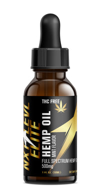 Hemp oil 500mg
