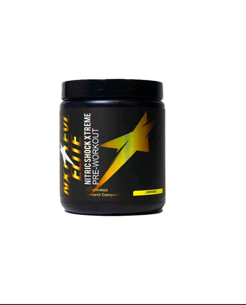 Nitric Shock Xtreme Preworkout