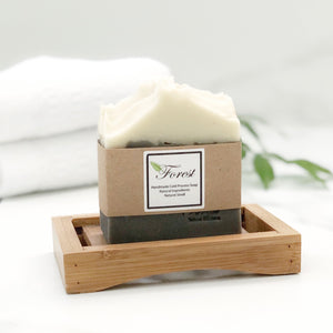 Forest Natural Skincare | Australian Clay Tea Tree Soap
