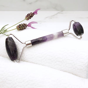 Amethyst Facial Roller - Forest Natural Skincare