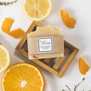Orange Lemon Handmade Natural Soap