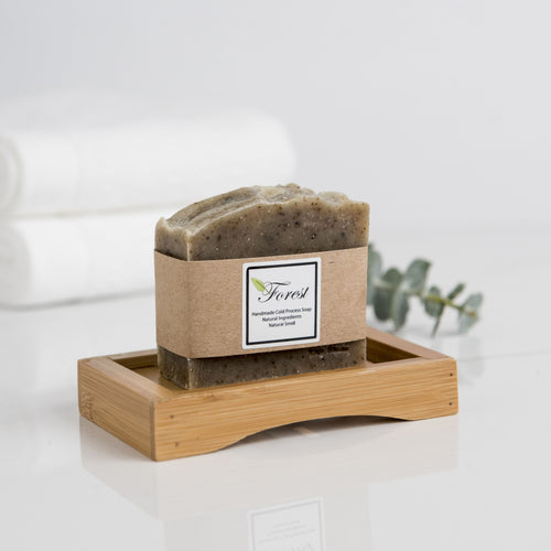 Handmade Natural Herbal Rice Shampoo Bar