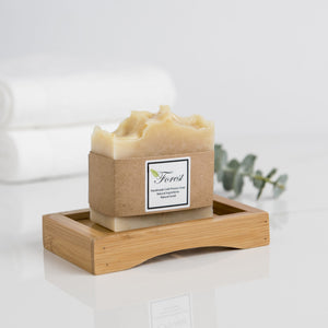 Handmade Natural Orange Lemon Soap