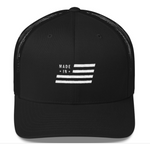 Made In USA Mesh Snap