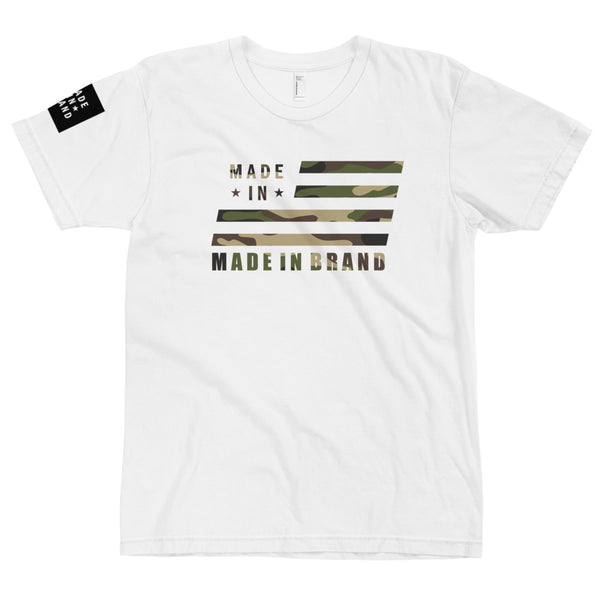 Made In USA Camo Tee