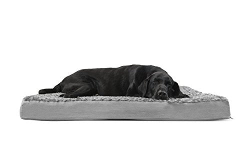 Ultra Plush Deluxe Orthopedic Pet Bed - Kaulana Pets