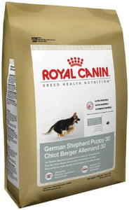 ROYAL CANIN BREED HEALTH NUTRITION German Shepherd Puppy dry dog food, 30-Pound - Kaulana Pets