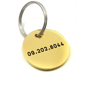 Personalized Dog Tag - Kaulana Pets