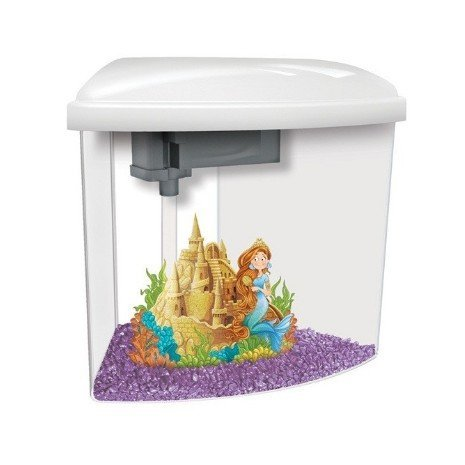 Marina 13311 Mermaid Aquarium Kit, 1 gallon - Kaulana Pets