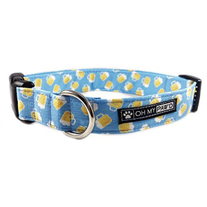 Beer Dog Collar - Kaulana Pets