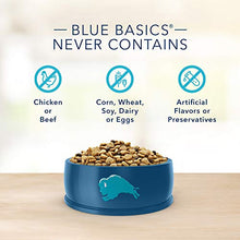 Blue Buffalo Basics Limited Ingredient Diet, Grain Free Natural Adult Large Breed Dry Dog Food, Lamb & Potato 22-lb - Kaulana Pets