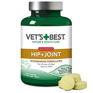 Vet's Best Advanced Hip and Joint Dog Supplements wellness  Kaulana Pets
