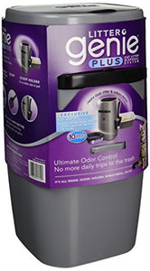 Litter Genie Plus Ultimate Cat Litter Odor Control Pail - Kaulana Pets